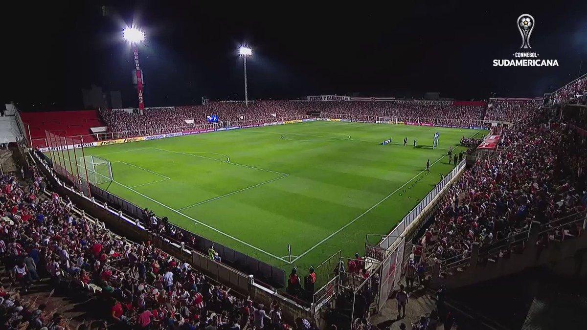 👏¡Lo mejor de la #Sudamericana 2020! Una noche de fiesta en Santa Fe: triunfo 3⃣ a 0⃣ de @clubaunion ante @Atletico con tres golazos.   🔜El 27 de octubre vuelve a rodar la pelota y se disputará la Segunda Fase, en la que los argentinos esperan rival. https://t.co/oX4Na6yFBl