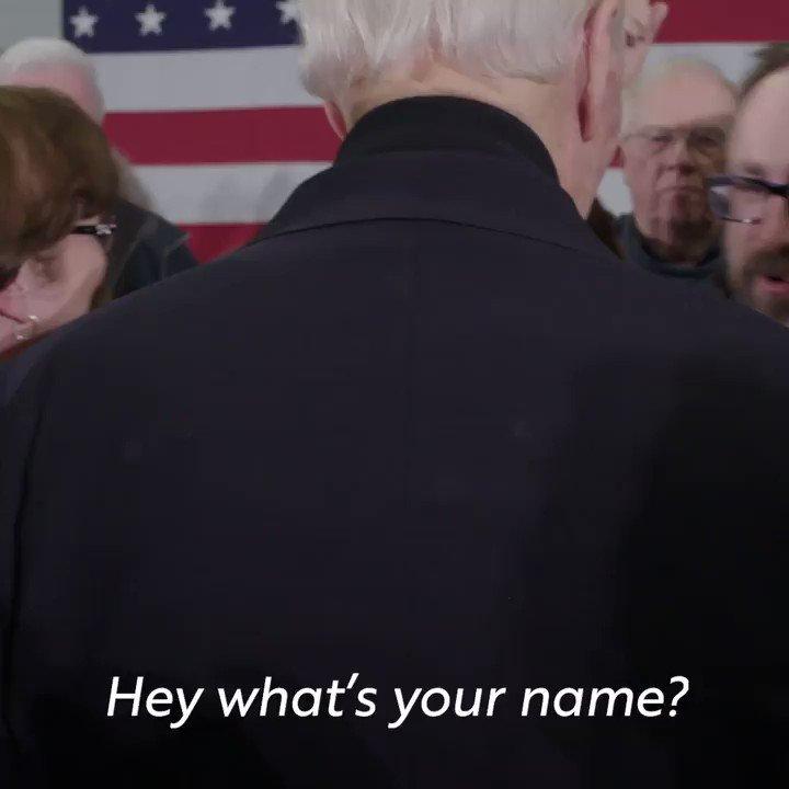 When Joe first met Brayden.