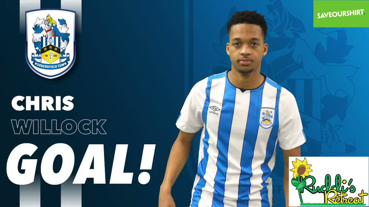 Replying to @htafc: 39' GOOOOAAALLLLL #htafc 1-0 #BristolCity: WHAT A STRIKE FROM @chriswillock!