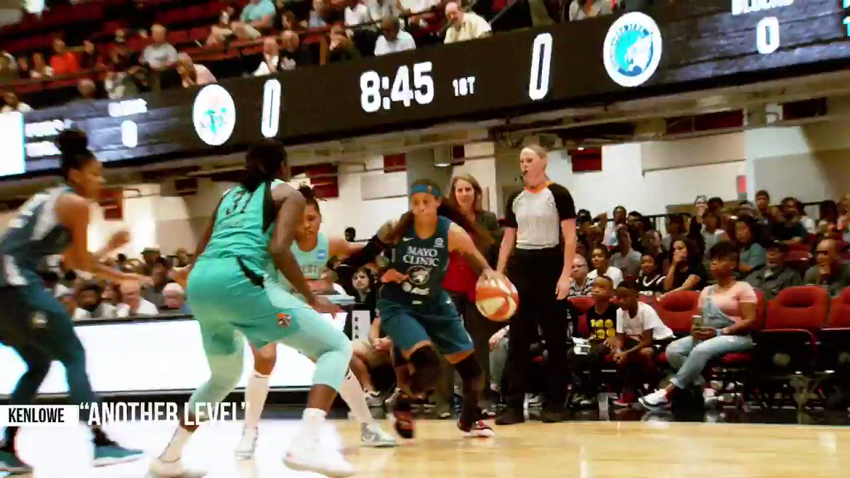 """The @minnesotalynx made their ninth-straight #WNBAPlayoffs appearance in 2019 👏  Check out their top plays from this past season! #BestOfWNBA  🎶 """"Another Level"""" by @KENLOWE100   @unitedmasters 🎧 http://ffm.to/jqbhtzyxem?utm_source=nba…"""