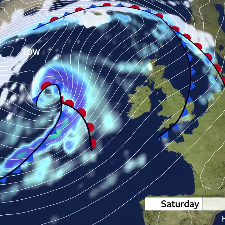 #StormDennis has just been named by the Met Office  It will bring another spell of strong winds & heavy rain this weekend. Further disruption is likely. Flooding possible  Latest weather warnings are here  and will be updated through the coming days  Matt