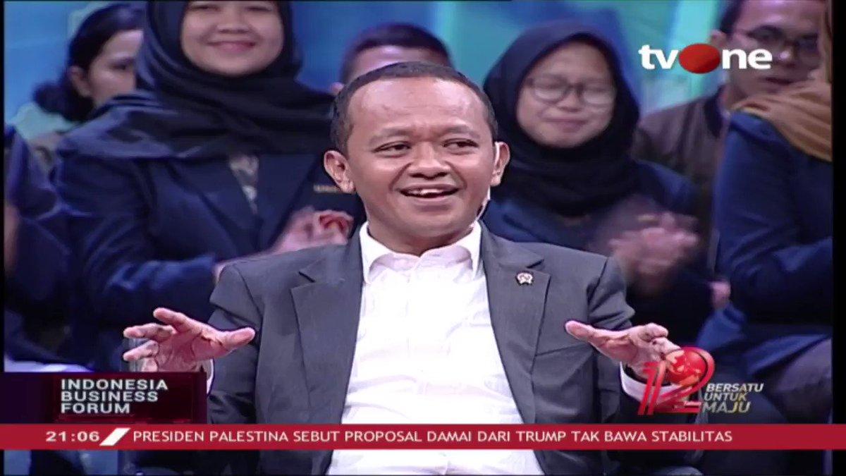 Bahlil Lahadalia, Kepala BKPM: Lembaga itu tidak bisa menjami kualitas seseorang, yang bisa menjamin itu pribadinya bukan perguruan tingginya. Simak dialog lengkapnya Indonesia Business Forum di tvOne connect. #tvOneNews #IBFtvOne #sukses