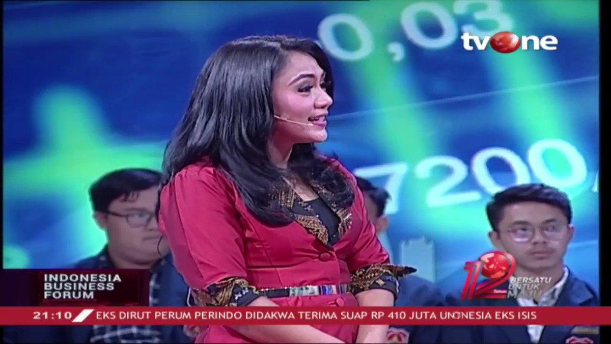 Sandiaga Uno, Pengusaha Muda: Setiap cerita orang sukses itu benang merahnya kerja keras dan kerja cerdas. Simak dialog  Indonesia Business Forum di tvOne connect. #tvOneNews #IBFtvOne #sukses #SandiagaUno