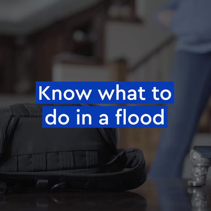 There has been a record number of flood warnings and alerts in place. By knowing what to do in a flood you can reduce the impacts to your home, family and possessions.   Check your flood risk:  #StormDennis #Flooding #Floods