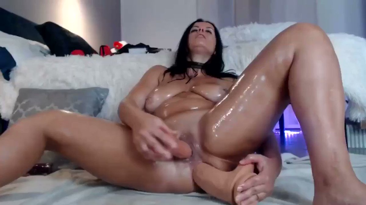 My ex girlfriend squirt hard on cam