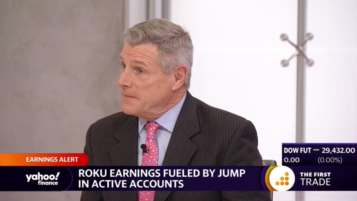 Highlight: @ArthurHoganIII on $ROKU earnings: