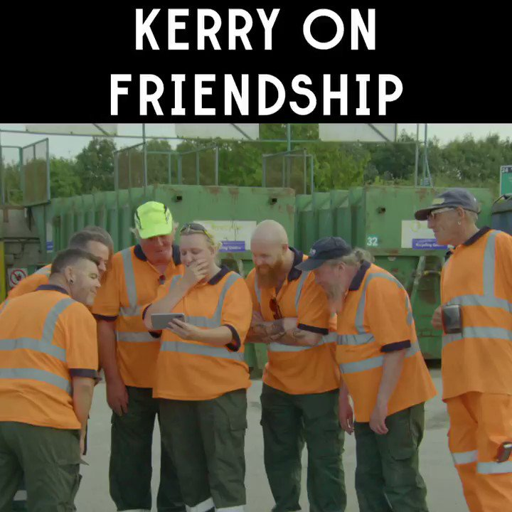 In every friendship there's a Kerry and a Griff. Brand new #ThisCountry is on @BBCiPlayer tonight at 7pm.