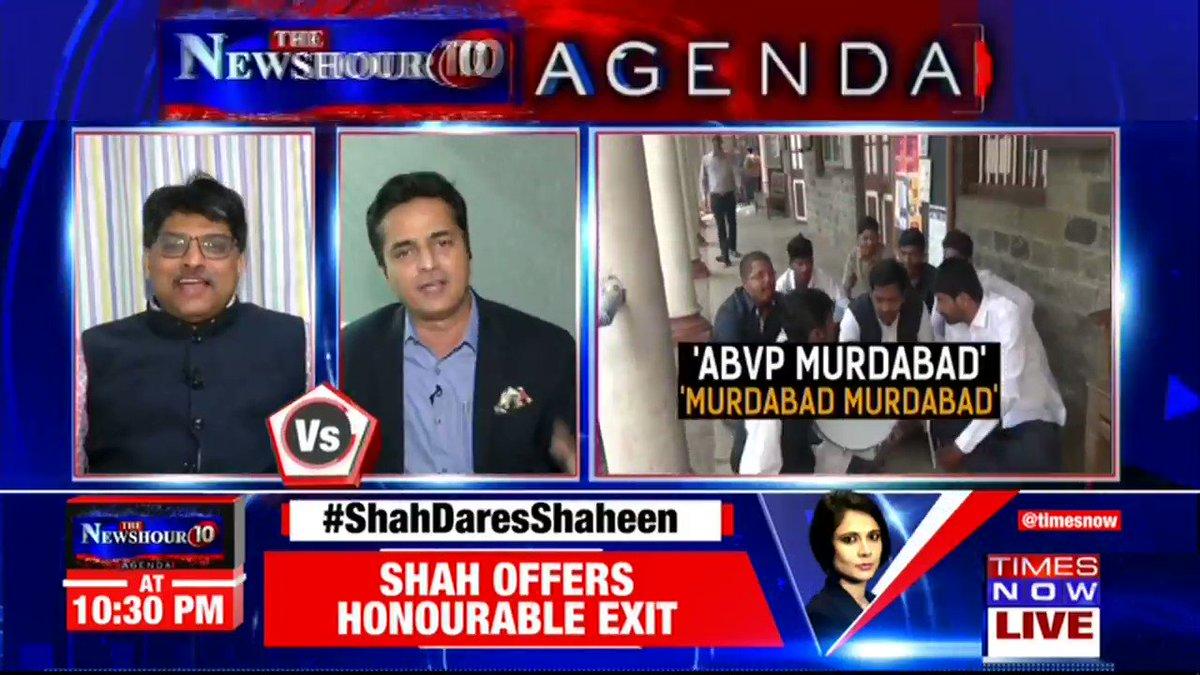 This is a classic case of intellectual cowardice to maintain ideological hegemony: @RagiSangit, Political Analyst tells Padmaja Joshi on @thenewshour AGENDA. | #WhyBlackOutRSS
