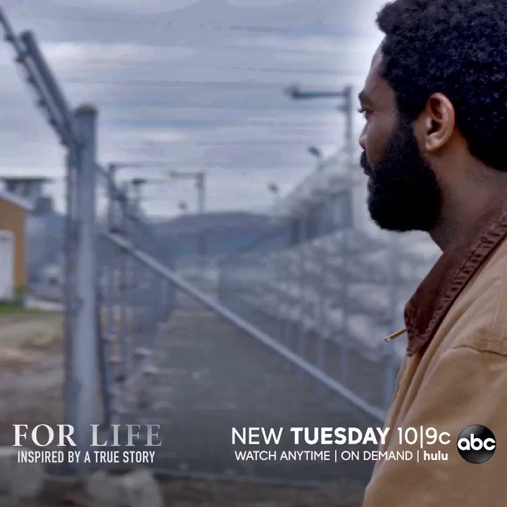 Aaron Wallace is determined to have his family back. Catch up on the first episode of #ForLife before an all-new episode tomorrow!