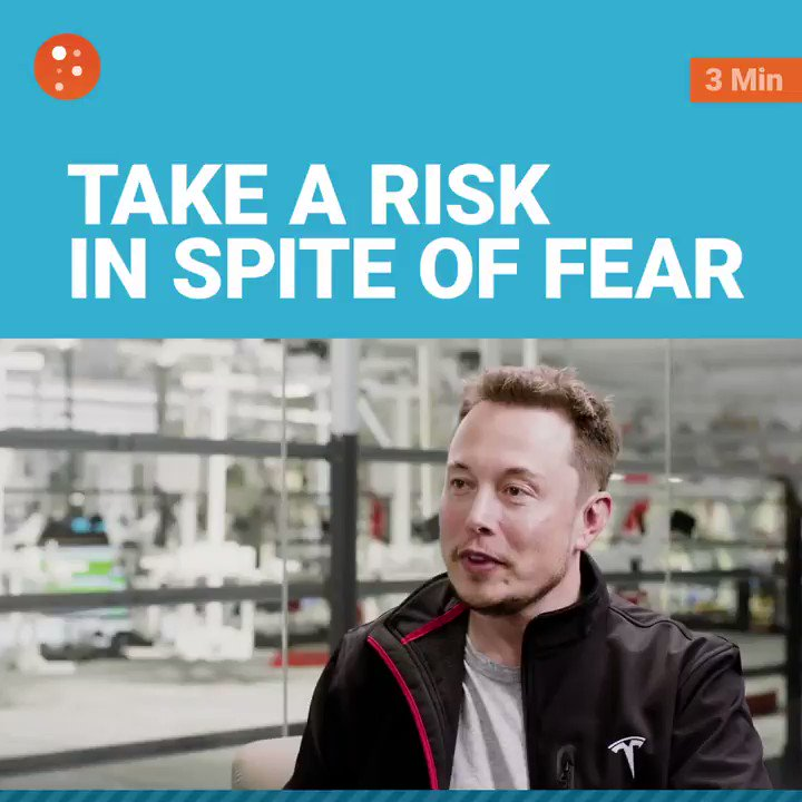 Image for the Tweet beginning: Words to live by. @elonmusk