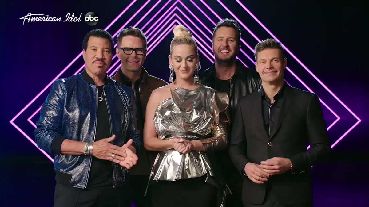 #AmericanIdol is BACK with an all-new season premiere TONIGHT at 8|7c on ABC.