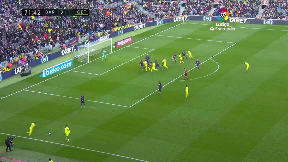 Memang TEMBOK KUKUH!   😱Ter Stegen 😱   #BarçaGetafe