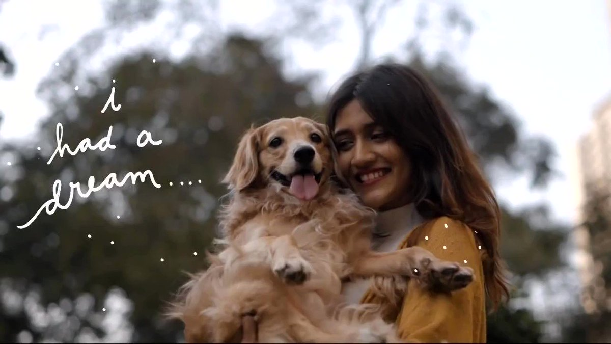 Keep those tissues ready before you watch this song @Larissa_wlc wrote about her doggo Tazz:https://youtu.be/M3OyxC7RQIE