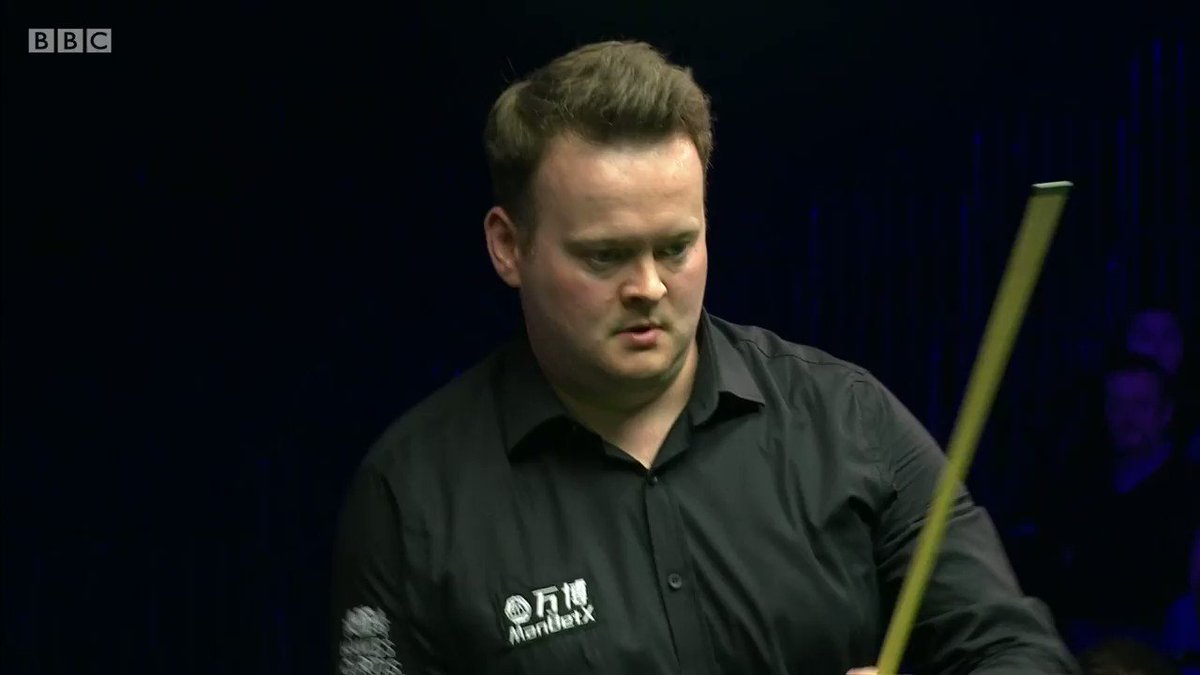 What a masterful performance it's been so far from Shaun Murphy who will take a 7-1 lead into the final session📺 BBC Two Wales 👉http://bbc.in/39tL2KS#bbcsnooker