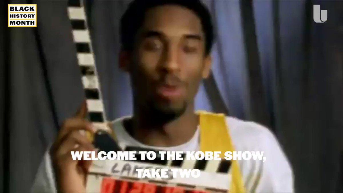 Black History Month tribute - Kobe Bryant 💜💛 Artist: @yawgeezmusic