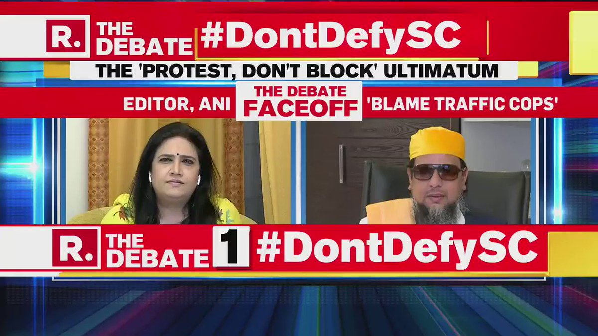 #DontDefySC | How is it that Sharjeel Imam type of people are allowed in these protests? A 4 month old child lost its life: @gauravbh - National Spokesperson, BJP & Sr Advocate, SC
