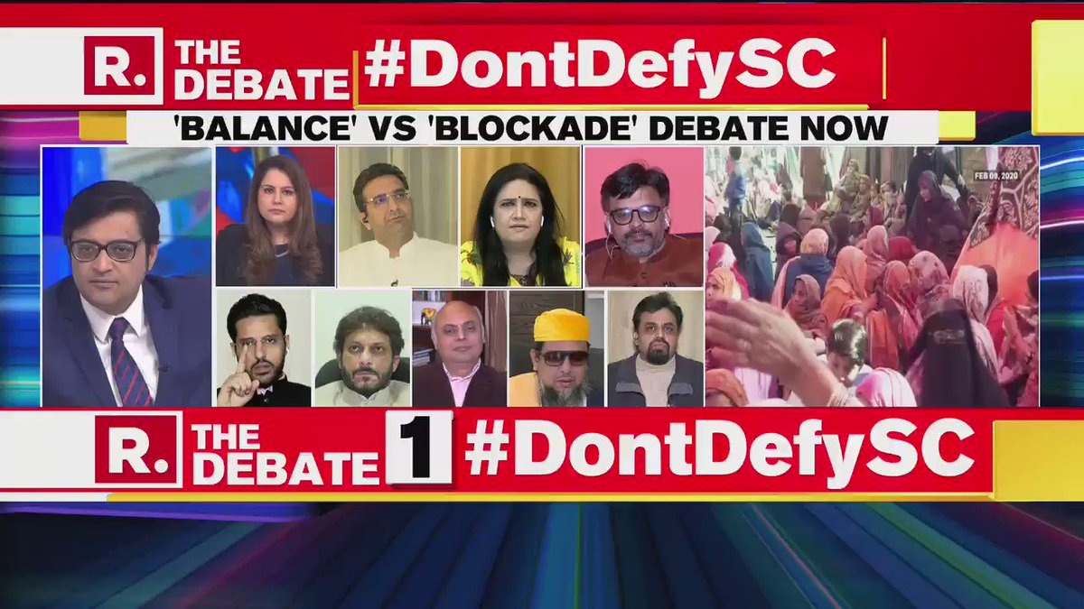 #DontDefySC | The Supreme Court will decide whether the CAA is Constitutional or not: @gauravbh - National Spokesperson, BJP & Sr Advocate, SC