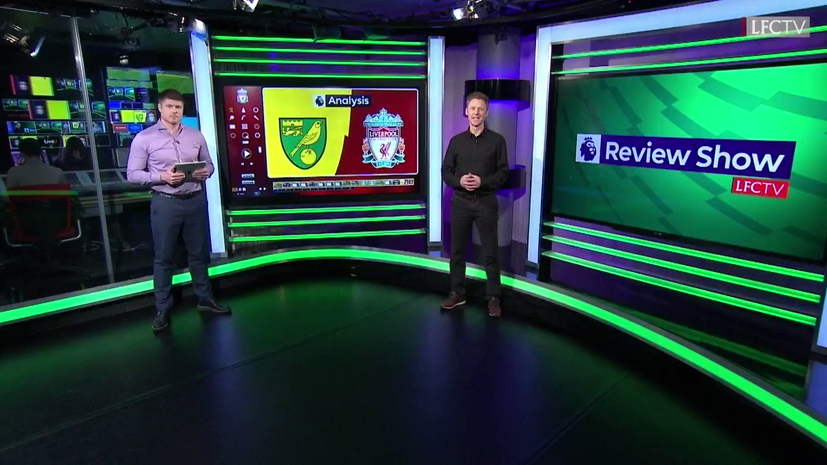 Another important win for the Reds at Norwich 👊⚽️  📺 Join us to look back and analyse the victory on the PL Review Show at 5:15PM (GMT) on LFCTV + GO: http://video.liverpoolfc.com
