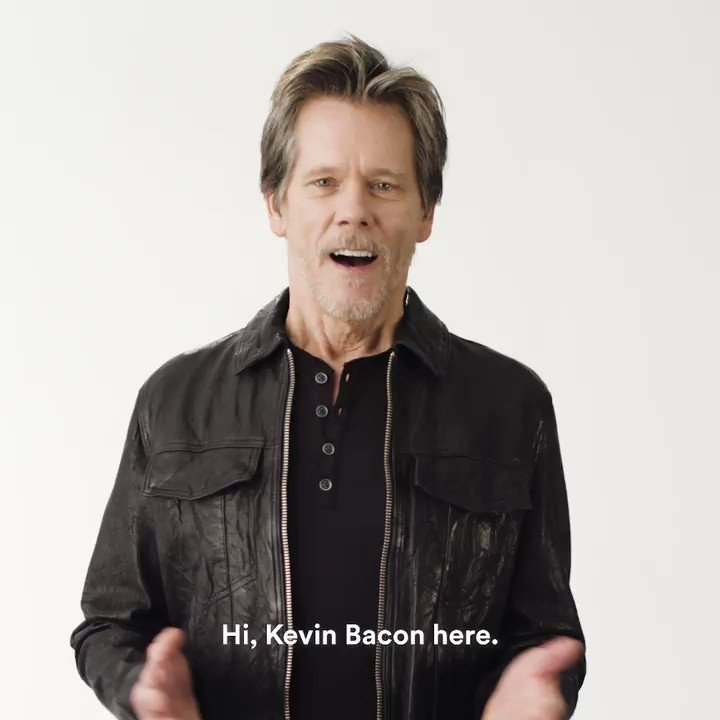 You're one less degree away from the man himself, @kevinbacon. Listen to the first two episodes of #TheLastDegreeOfKevinBacon now, only on Spotify: http://spoti.fi/LastDegreeOfKevinBacon… #SpotifyPodcasts
