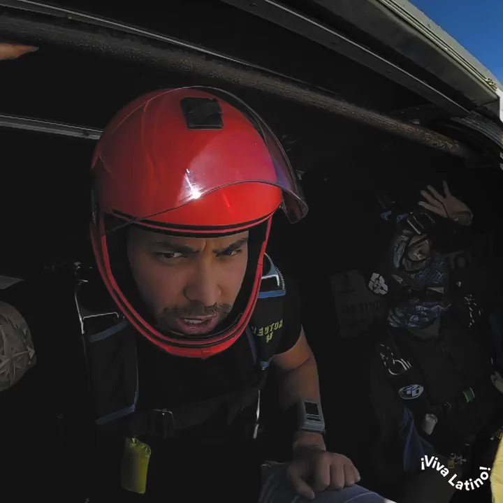 Take a leap of faith with @princeroyce as he skydives with us and talks #AlterEgo ✈️ Watch now on #VivaLatino https://spoti.fi/2whP7mX