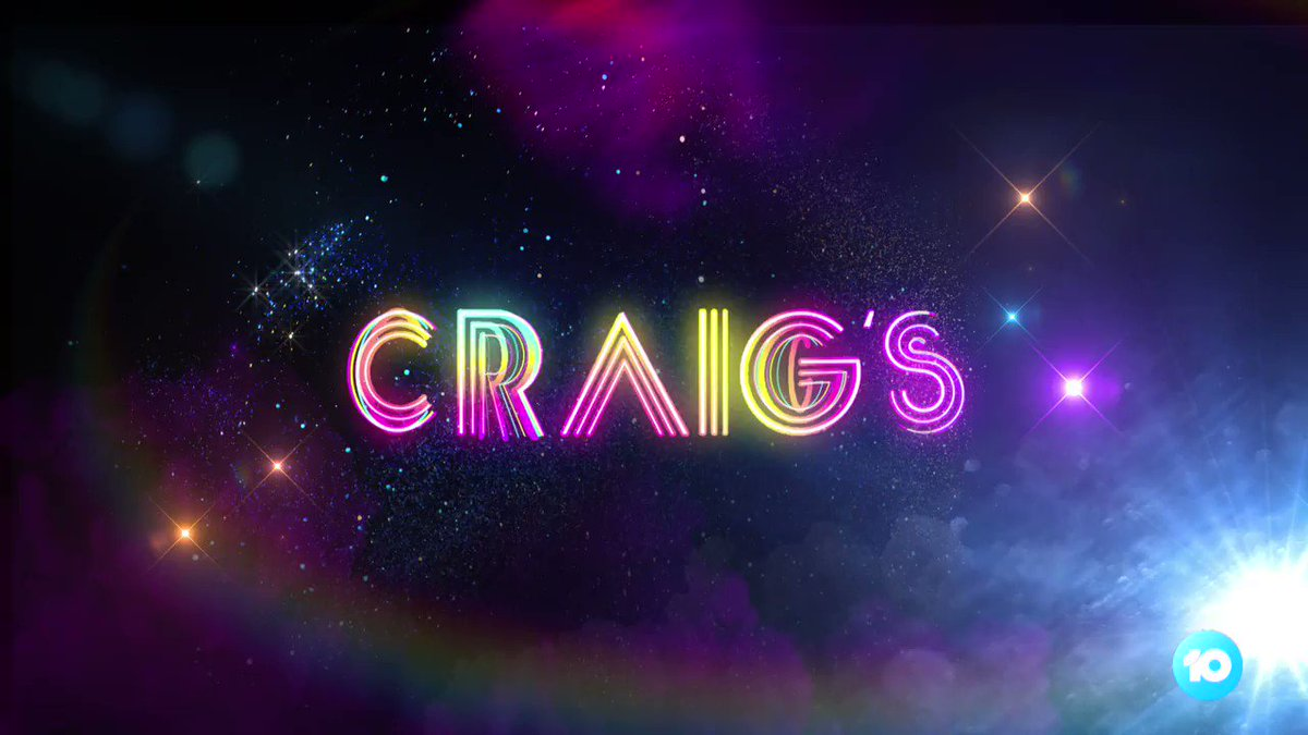 Craig's back and don't our celebs know it 😅 #DWTSau @dancingon10 7.30 Sundays on 10   Catchup on 10play.