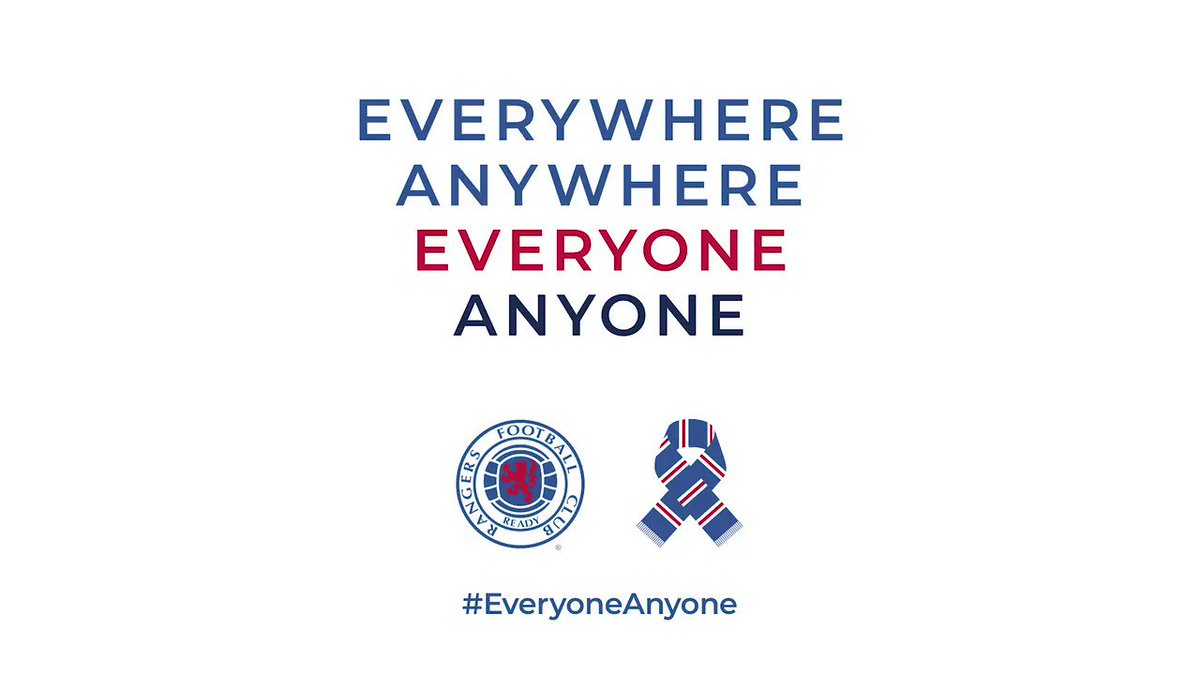 💙 CHARITY: The @RFC_Charity held an anti-sectarianism workshop at St Blane's primary school as the club continues its work as part of the #EveryoneAnyone campaign.