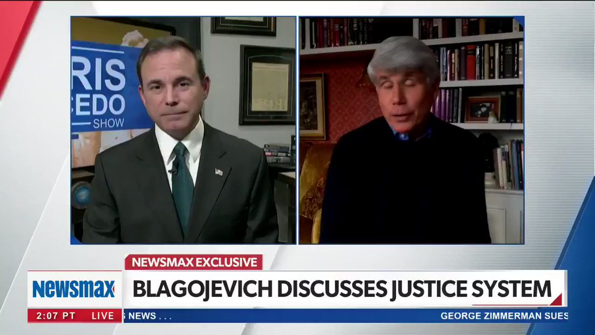 I think its obvious I was disappointed. ICYMI: Newly-commuted Rod Blagojevich sounds off on President Obama on Newsmax TV. When you compare the last 2 presidents weve had in our country, [Trump] stands in stark contrast to Obama, who... passed on me nws.mx/tv