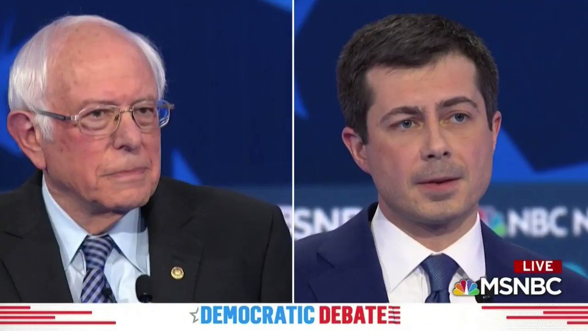 Let's level. Medicare for All will save tens of thousands of lives and $450 billion every year. #DemDebate