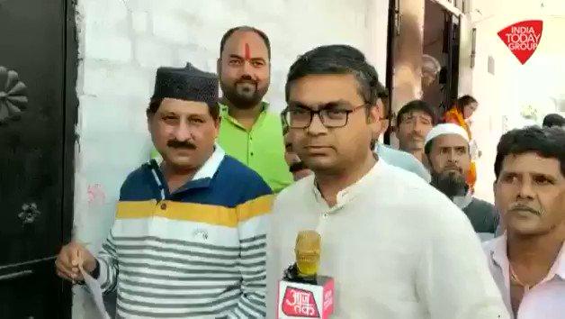 नागरिकता संशोधन कानून के खिलाफ कांग्रेस विधायक का हल्ला बोल। भोपाल मध्य से विधायक आरिफ मसूद ने घरों के बाहर लगाए CAA विरोधी पर्चे। CAA को बताया संविधान विरोधी। भोपाल से @ReporterRavish की #ReporterDiaryअन्य वीडियो : http://bit.ly/IndiaTodaySocial…