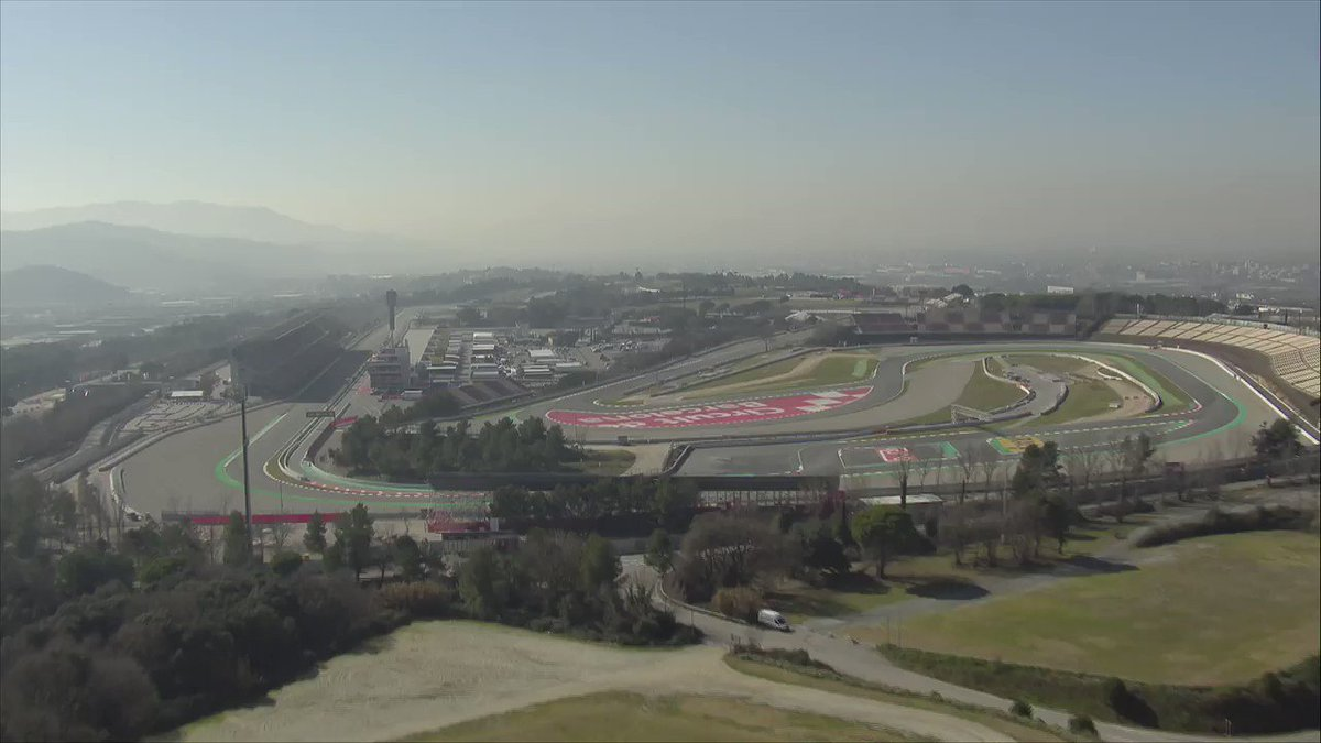 Day 2 of #F1Testing ✅  @TedKravitz and @RachelBrookesTV take a look at the highlights and all of today's action from @circuitcat_eng🇪🇸  #SkyF1 | #F1
