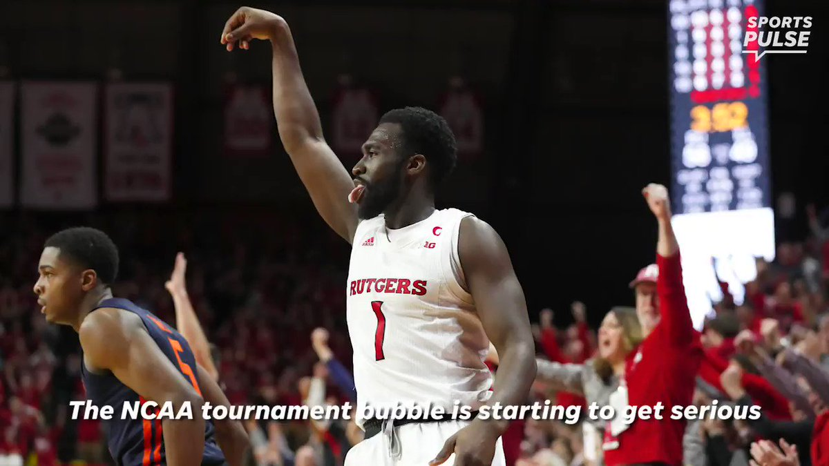 Taking stock of some teams on the NCAA tournament bubble with @ScottMGleeson.