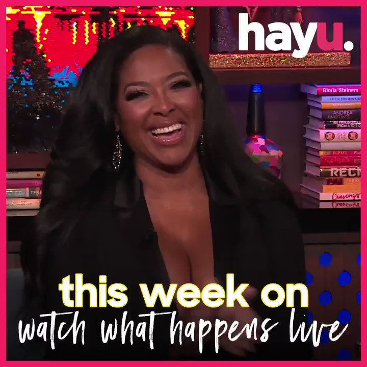 All the shade and bonus @DwyaneWade. #WWHL has it all this week.