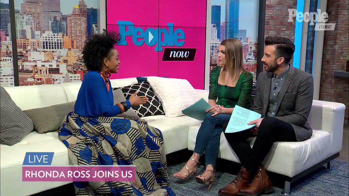 Diana Ross Is a Loving & Generous Grandma to @TheRhondaRoss  10-Year-Old Son #PeopleNow