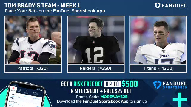 Tom Brady is a free agent for the first time in his career, and you can bet on where he's going to land on @FDSportsbook 💰  🎥: @MoreWaysToWinTV | @icecoldexacta