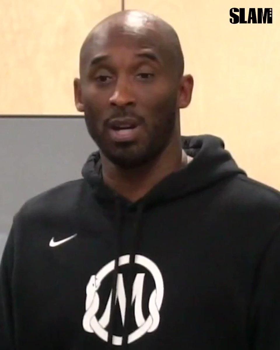 Coach Kobe 💛💜 (via @wwtapes)