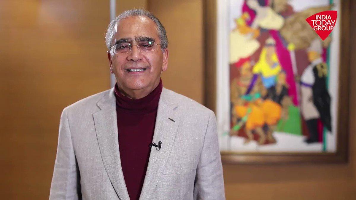 """#ENBAawards में मिली कामयाबी पर इंडिया टुडे ग्रुप के चेयरमैन और एडिटर-इन-चीफ़ @aroonpurie ने ज़ाहिर की खुशी, कहा, """"मेरा मानना है कि मनुष्य को अपनी सफ़लता से कभी भी आत्मसंतुष्ट नहीं होना चाहिए।""""#ATVideo #BravoIndiaTodayGroupअन्य वीडियो: http://m.aajtak.in/videos/"""