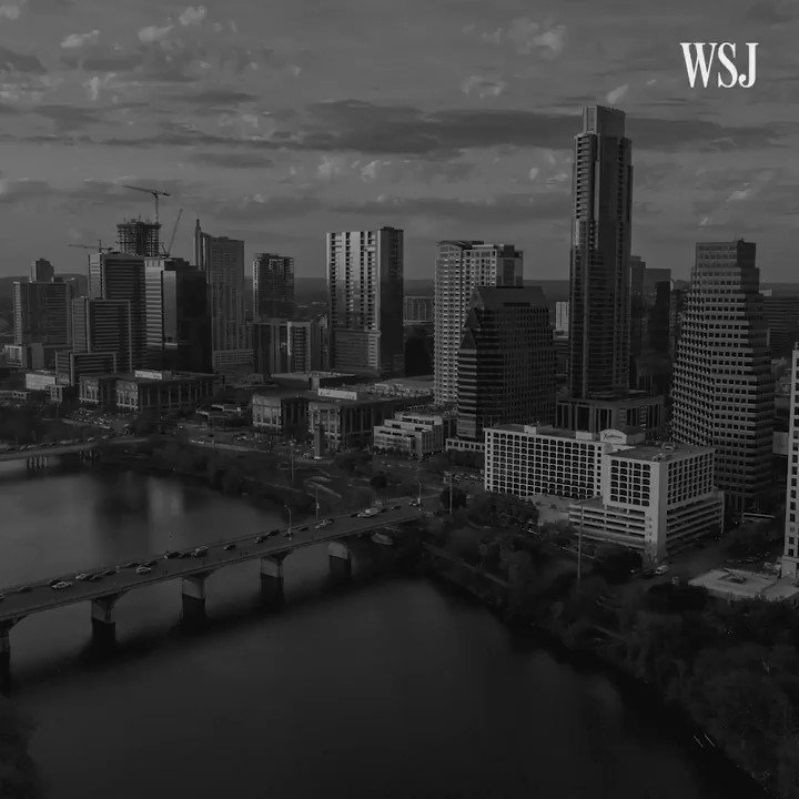 Austin and Nashville, cities with vibrant music scenes and an influx of tech jobs, ranked as the two top U.S. job markets in a WSJ analysis of new data collected by Moody's #WSJWhatsNow