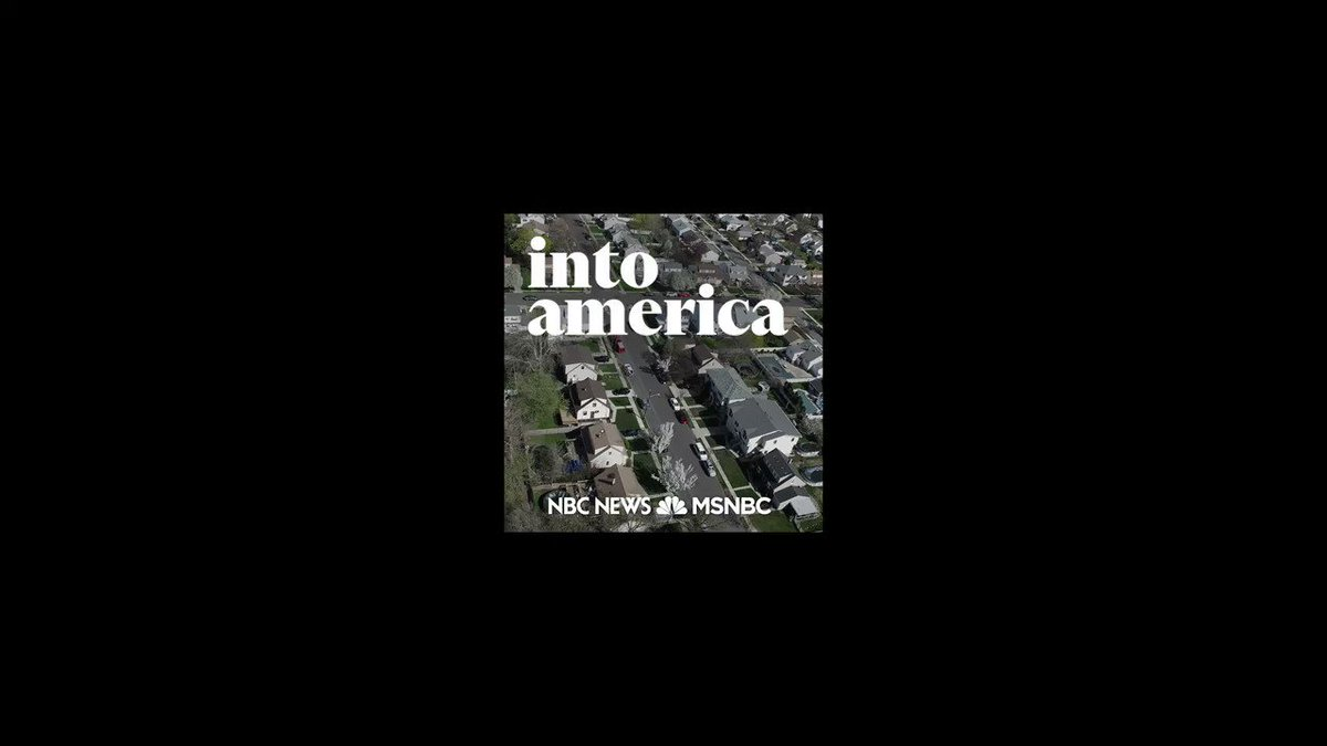 Into America is a new podcast about politics, about policy, and the power both have over the lives of the American people. Hosted by @trymainelee. Featuring the journalists of @NBCNews.   This is how America sounds. Listen and subscribe now. https://nbcnews.to/3c7r4YA