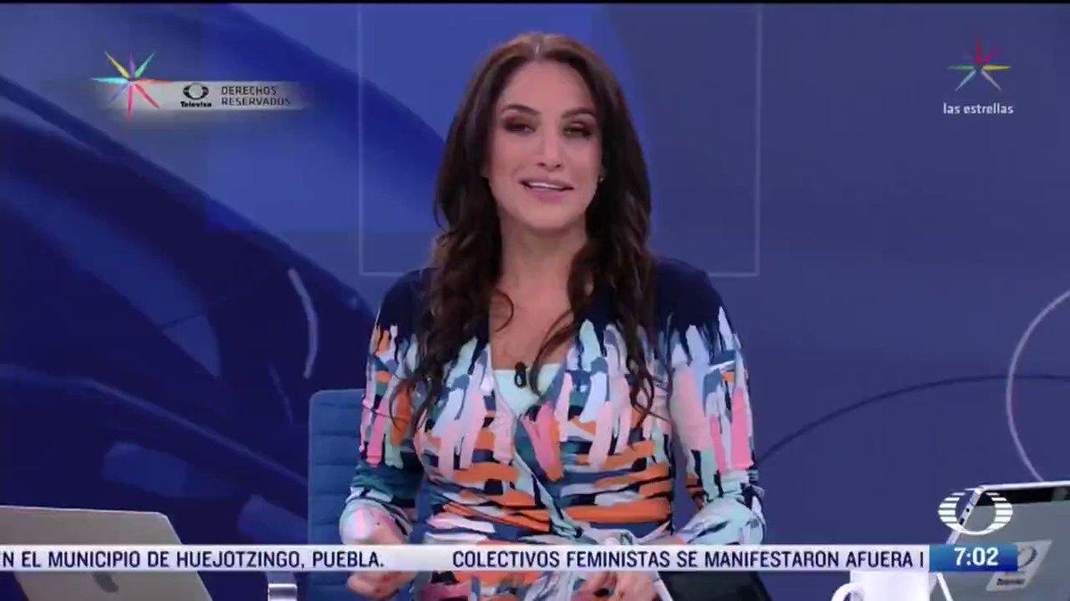 """Llueven críticas contra psicóloga luego de decir que """"una violación es una fusión de amor"""", durante un programa de radio en Hermosillo, Sonora. #Despierta con @daniellemx_"""