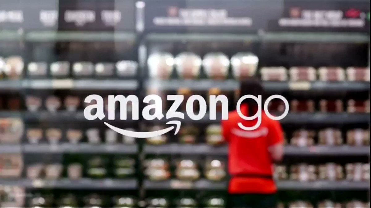 http://Amazon.com  is opening 'Amazon Go Grocery,' a cashier-less store that's four times larger than its first cashier-free store, 'Amazon Go' https://reut.rs/2SYXHjE