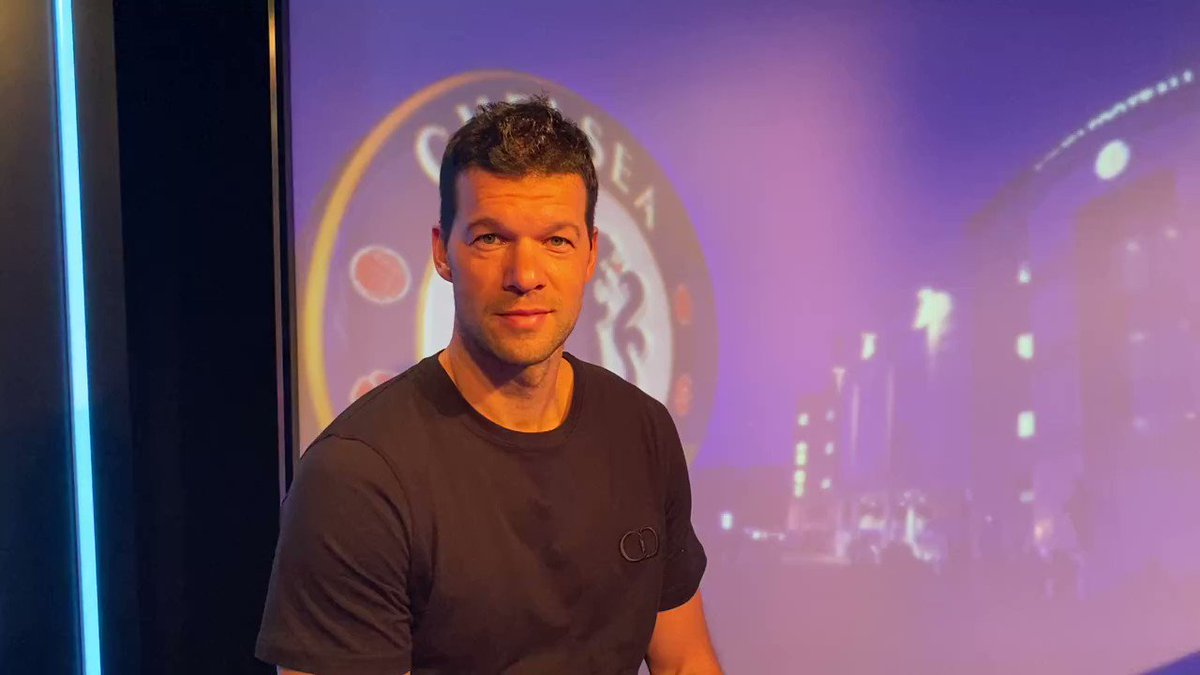 'Don't be shy, don't hesitate. Be confident and play your own game!' 👊Michael @Ballack with some words of wisdom for the Blues and his predictions for #CHEBAY!You can watch Michael LIVE on the Chelsea app now! 📲