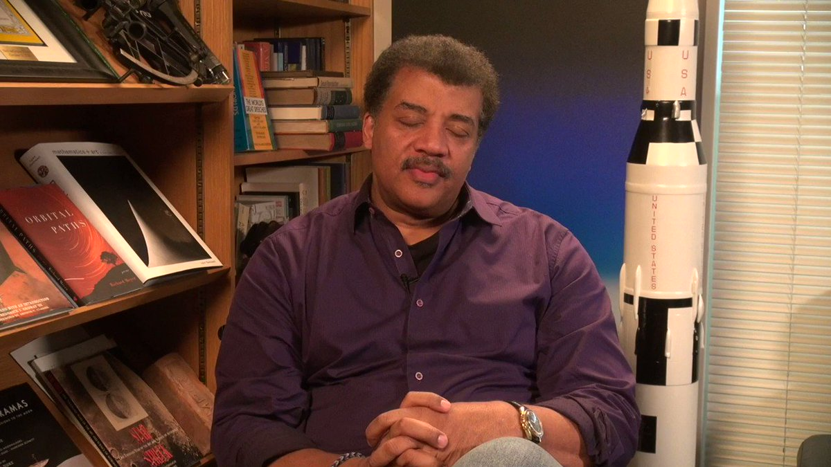 .@startalkradio's Neil deGrasse Tyson is constantly captivated by the wonders of the universe. This #YouTubeLearning playlist features science, space and fascinating facts that blew his mind: https://goo.gle/37VCuuQ