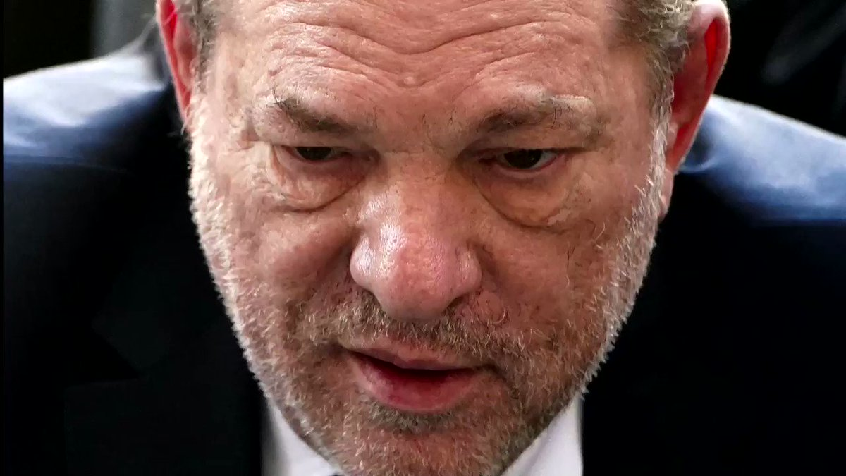 An attorney for Harvey Weinstein said the former film producer was 'upbeat' as he remains in Bellevue Hospital https://reut.rs/2SZEn5R