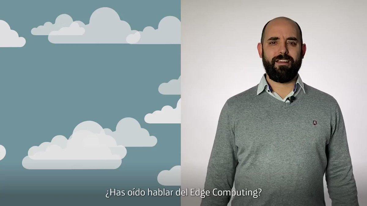 ☁️ ¿Has oído hablar del #EdgeComputing? 👇🏼https://t.co/xXSc38gaU0 https://t.co/bwt26udtdO