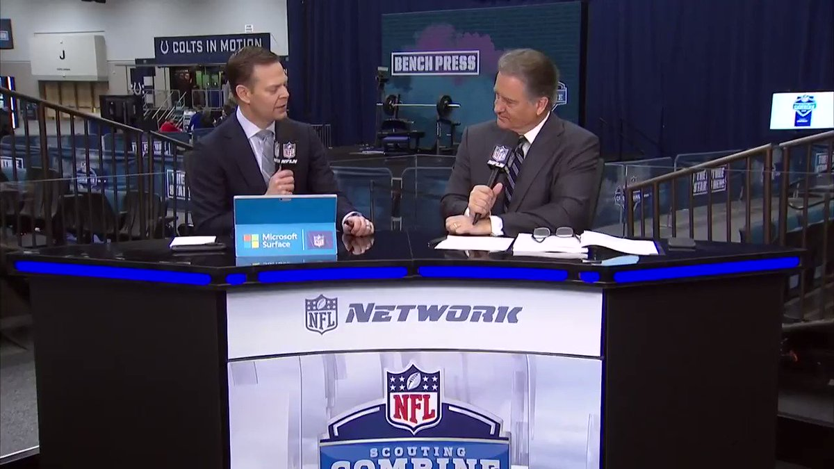 . @SteveMariucci gets it. The @Bengals need to draft Burrow and surround him with the proper talent. #Bengals #WhoDey #LetsRoar #SeizeTheDEY #NewDEY #NFL #NFL100 #BungleForBurrow #NFLPlayoffs #SuperBowl #NFLDraft