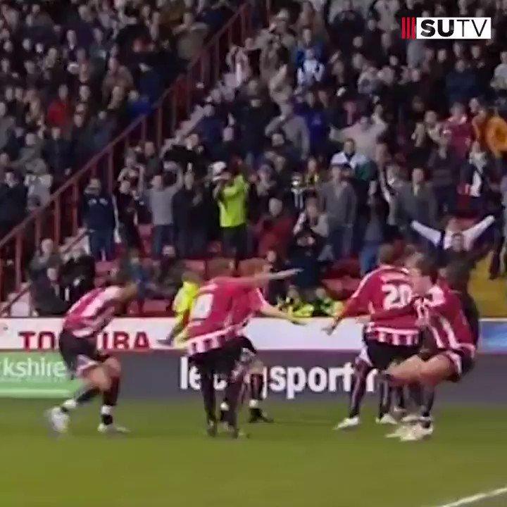 That free kick, that trademark penalty 👀James Beattie, goal poacher 👌