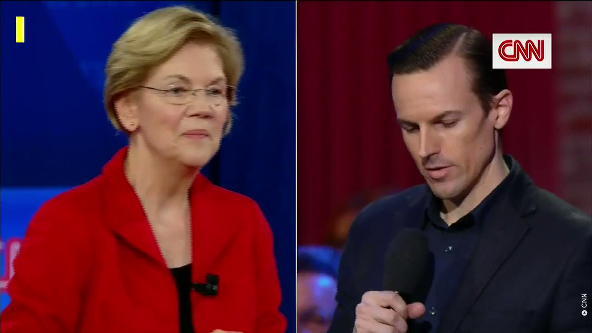 'You write the rules before you know where everybody stands, and then you stick with those rules' — Warren accused Sanders of trying to change the rules of the Dem primary to his own advantage