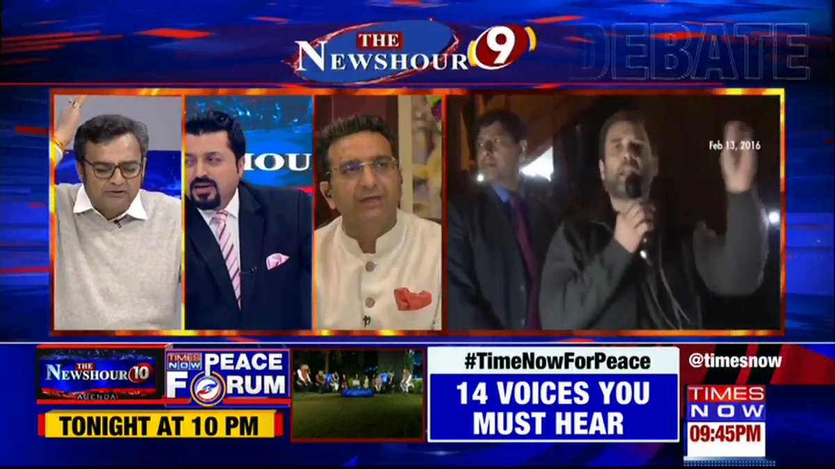 If @ArvindKejriwal gave this clearance few months ago, @AamAadmiParty would've lost the Delhi elections: @gauravbh, National Spokesperson, BJP tells Madhavdas G on @thenewshour. | #TukdeOnTrial