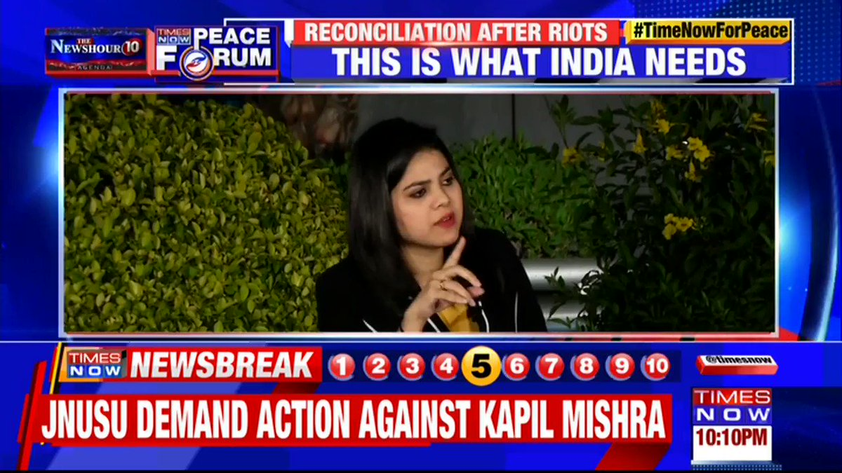 The aam aadmi doesn't support communalism: Dr. TA Rehmani, President Muslim Political Council of India tells Swati Joshi on @thenewshour AGENDA. | #TimeNowForPeace