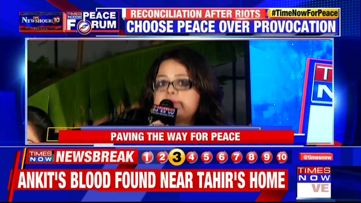 There will several relief measures for the people affected by these riots: @AmanSinhaLaw, Sr. Advocate & Spokesperson, BJP tells Swati Joshi on @thenewshour AGENDA. | #TimeNowForPeace